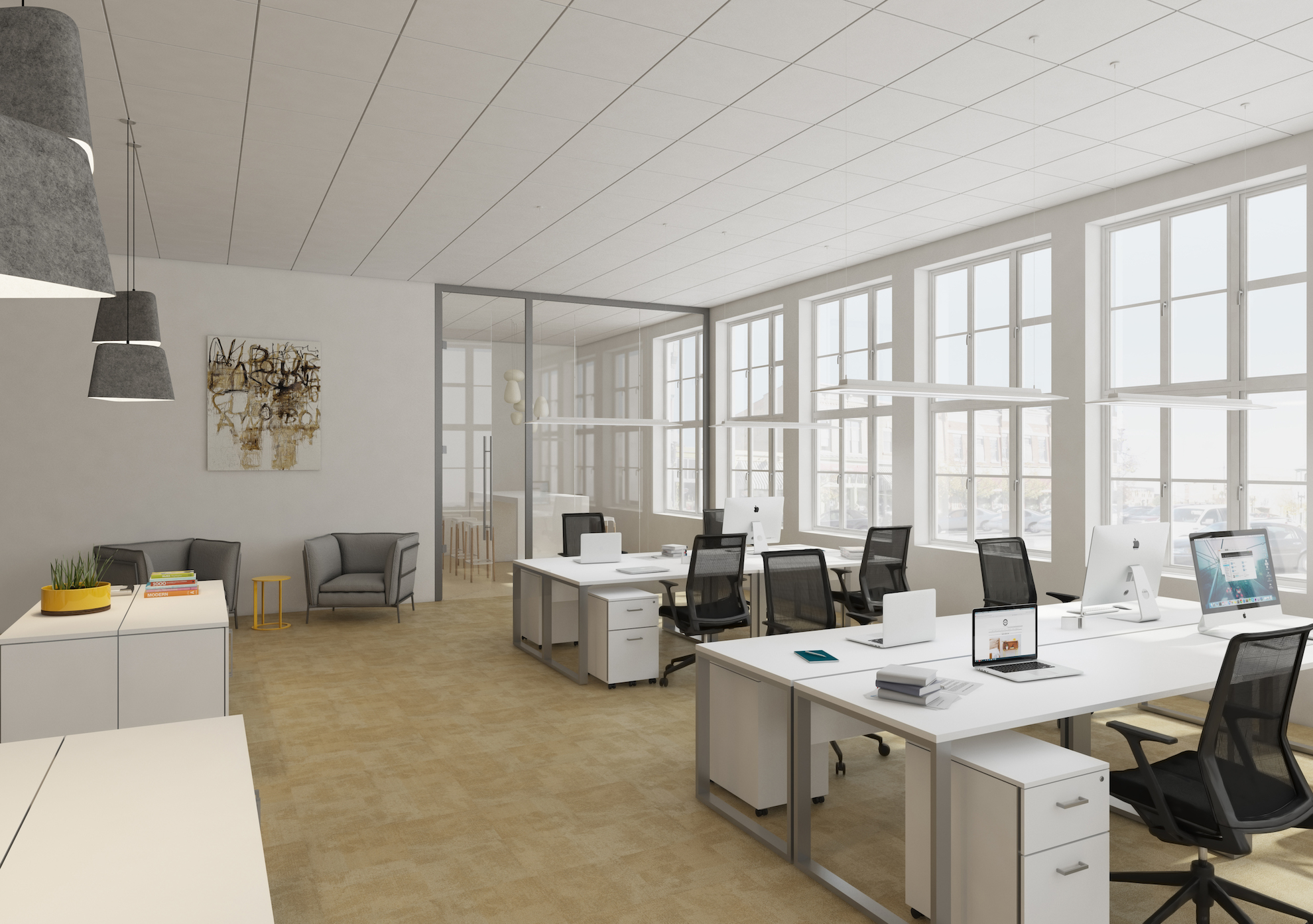 Office Layout 2