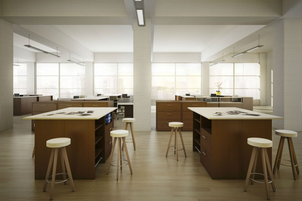 Collaboration Office Environment 1000